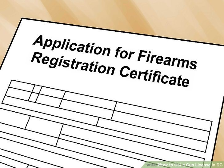 Firearms applications office changes premises