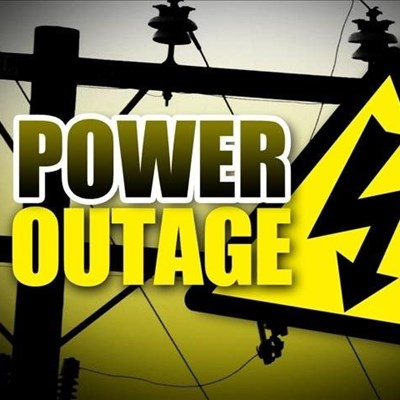 Power outages in George