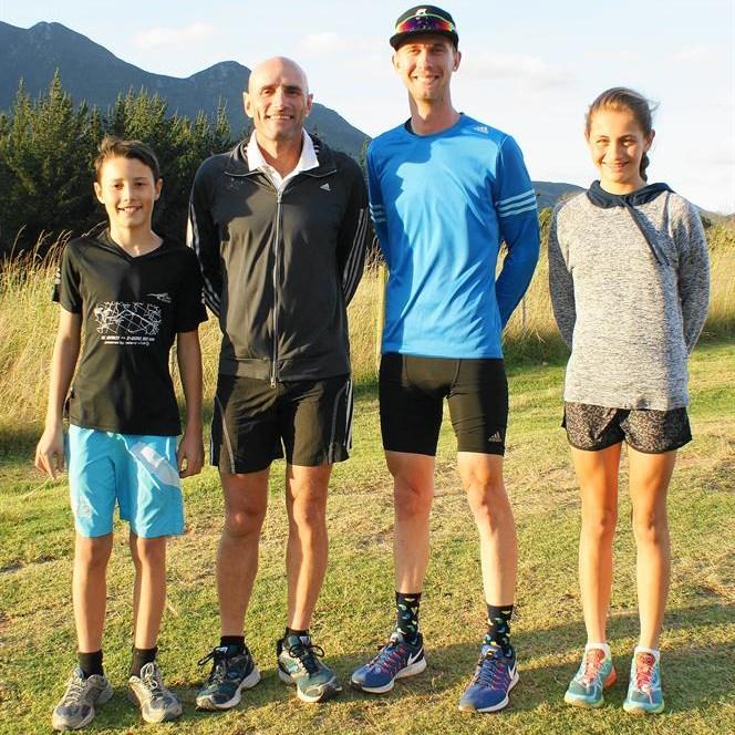 Three athletes to represent Eden at SAs