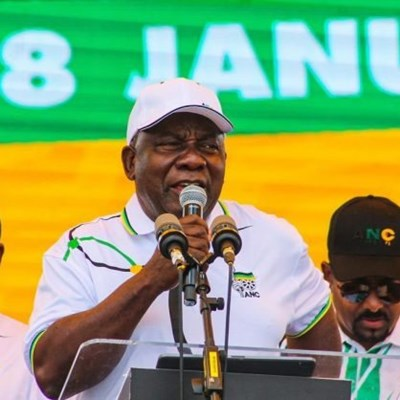 Ramaphosa says corruption has weakened the ANC and its allies