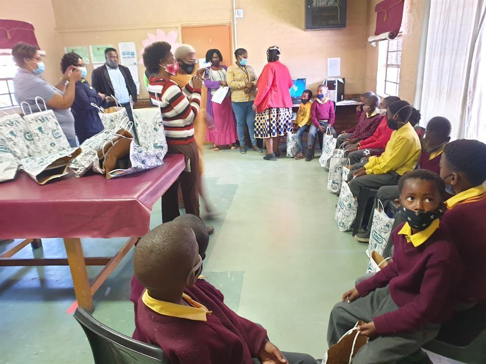 School uniforms for 50 kids