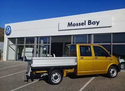 Mossel Bay Volkswagen | Pick of the Week | Transporter Pick-up
