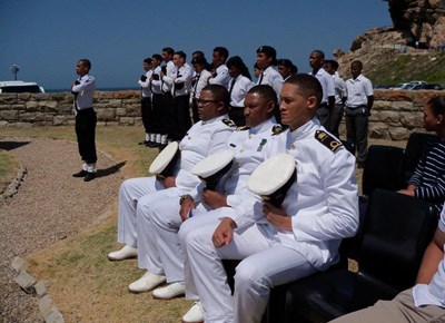 Remembrance Day celebrations in Mossel Bay