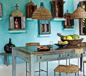 How to mix modern and antique furniture harmoniously