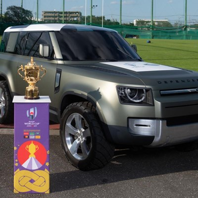 NEW defender delivers cup to star defenders