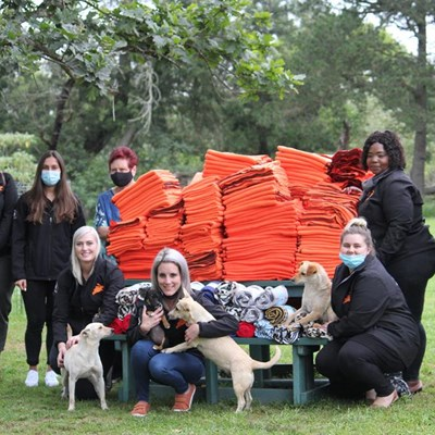 A soft landing for Oudtshoorn Dogs in Need