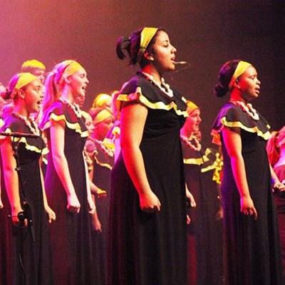 Choir festival honours Madiba