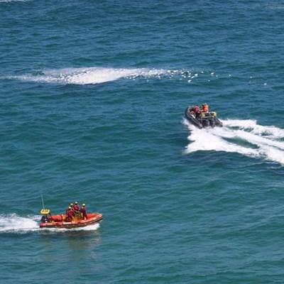 Toddler's body found at sea near Kleinkrantz