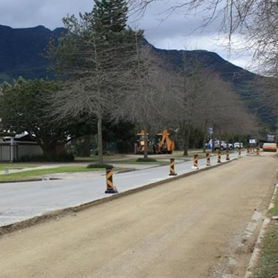 Caledon Street road works: Changes to traffic access