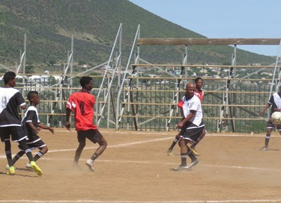 Dangerous Darkies and Black Aces drew their game.