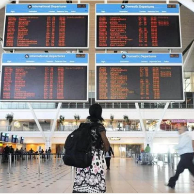 Shots fired at Cape Town airport in attempted bag snatching incident