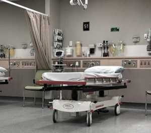 1 in 5 hospital bed curtains a 'breeding ground' for bacteria