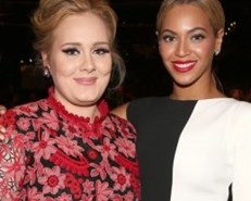 Adele and Beyoncé have reportedly recorded a song together