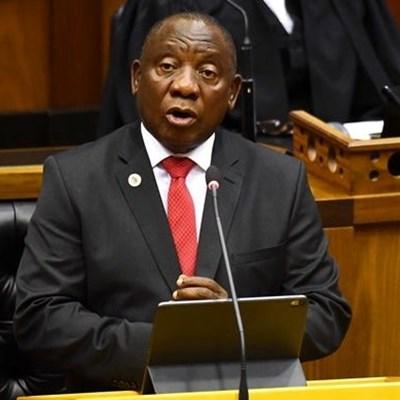 Ramaphosa cuts Malema's land heckle short