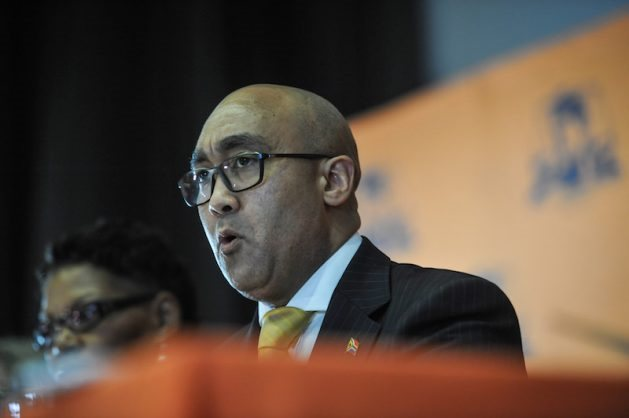 Anc And Da In Rare Agreement On Shaun Abrahams Concourt Ruling