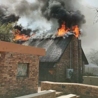 No foul play from staff suspected in Kruger Park fires