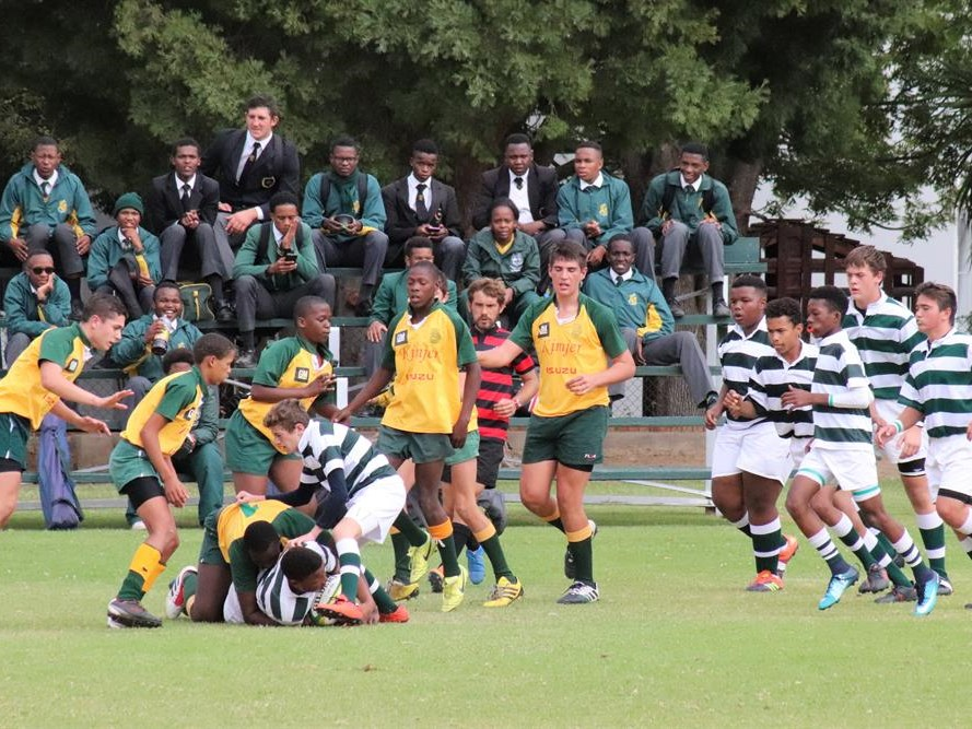 A fantastic day of rugby