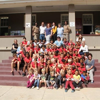 DCS donates to needy