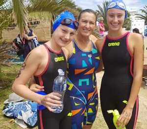 Podium wins for RSA Swimmers