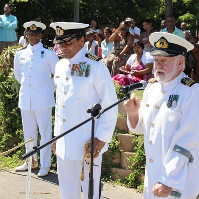 Update: Sea Cadets hold parade | Mossel Bay Advertiser