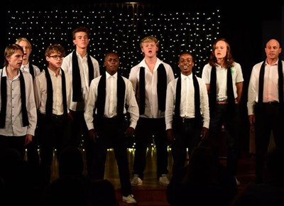 Oakhill College music and drama shows
