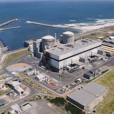 There's no risk of radiation, says nuclear regulator on Koeberg damage