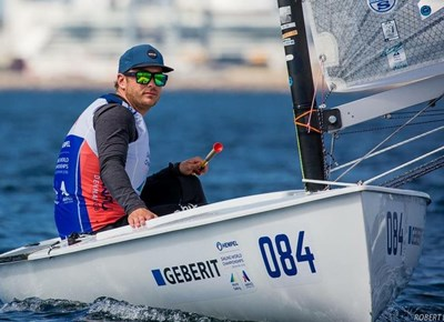 Local sailor places 5th