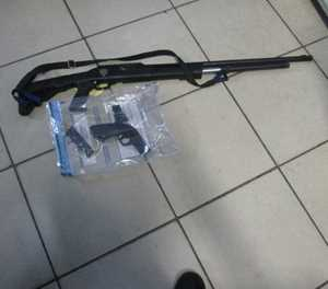 Stolen firearms recovered in KwaMbonambi