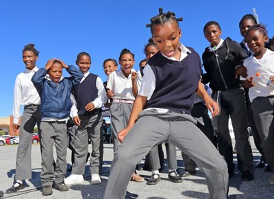 Learners discover the normality of disability