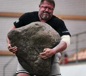 Thrilling strongman, crossfit contests in November