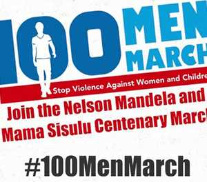 Join the 100 Men March in Graaff-Reinet