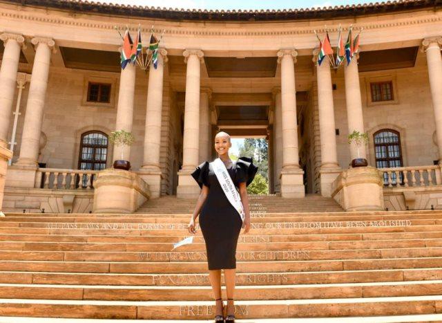 Miss SA takes on BrandSA Ambassador role | Mossel Bay ...