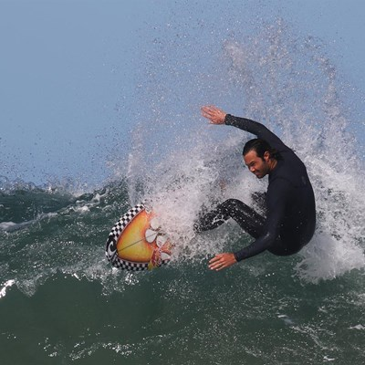 Hunting for ambassadors of the surf