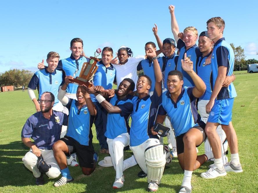 Langenhoven SWD Schools T20 champs