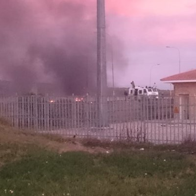 Mossel Bay protest action: Situation tense