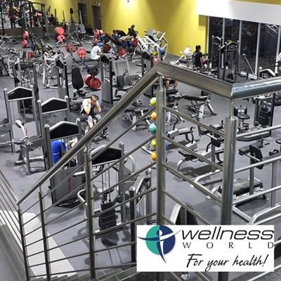 Wellness World vier twee dekades van diens