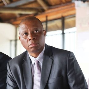 Herman Mashaba is running away from the city's 'financial crisis', says ANC