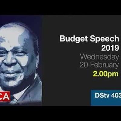 Budget Speech soon