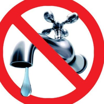 Water disruption: Groenkloof and CTM