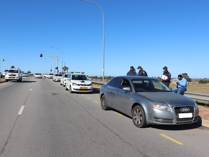 George shooting update: Police. traffic praised for swift action