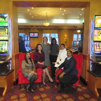 Garden Route Casino ladies in leading casino industry roles