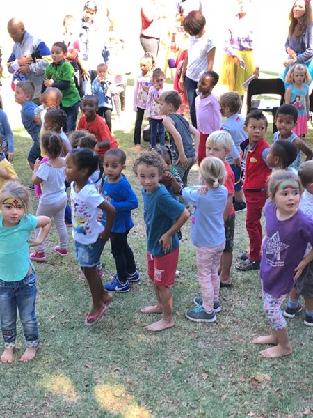 Food And Fun At Pre School Fundraiser Graaff Reinet Advertiser
