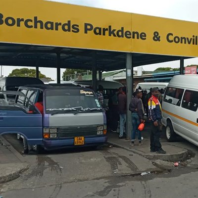 Thembalethu shooting could be taxi-related