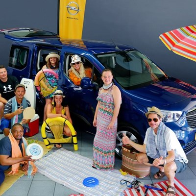 Visit the new home of Opel this summer