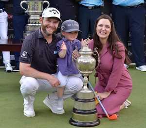 SA's Branden Grace snatches Puerto Rico PGA win