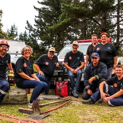 Volunteer satellite fire station opens in Wilderness