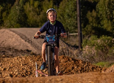 Xco cycling on show at OSC