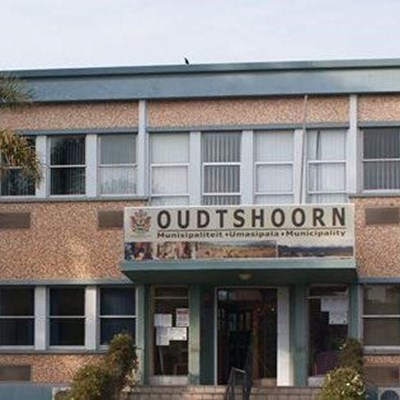 Oudtshoorn Municipality's main building temporarily closed