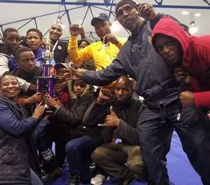 Boxers enjoy knockout Oyster Tournament