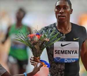 IAAF submits bid to stop Caster Semenya competing